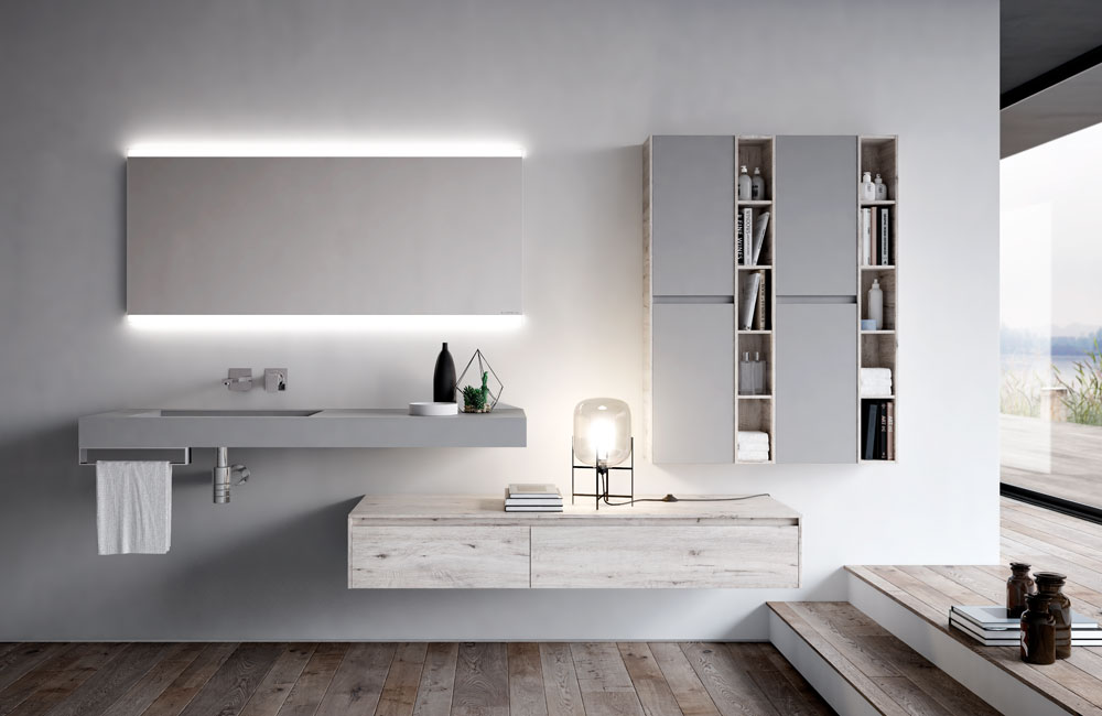 arredo bagno » arredo bagno 2b - galleria foto delle ultime bagno ... - L Arredo Bagno Villafranca